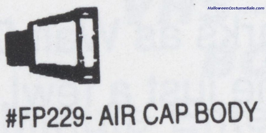 AIR CAP BODY 617
