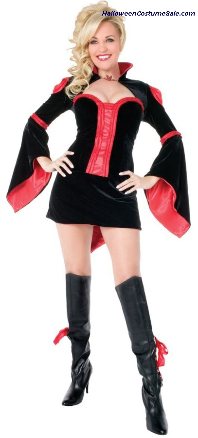 PLAYBOY VAMPTEASE ADULT COSTUME
