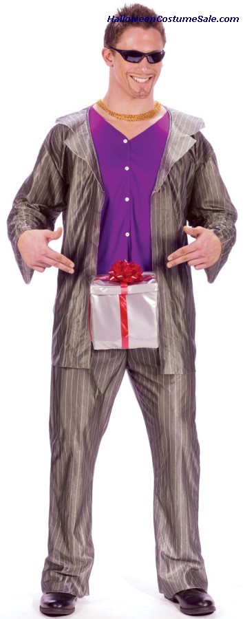 A VERY SPECIAL PRESENT - ADULT COSTUME