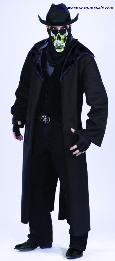 STANDARD EVIL OUTLAW ADULT COSTUME