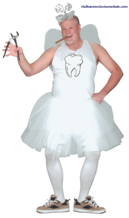TOOTH FAIRY COSTUME PLUS SIZE