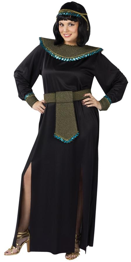 MIDNIGHT CLEOPATRA PLUS SIZE ADULT COSTUME