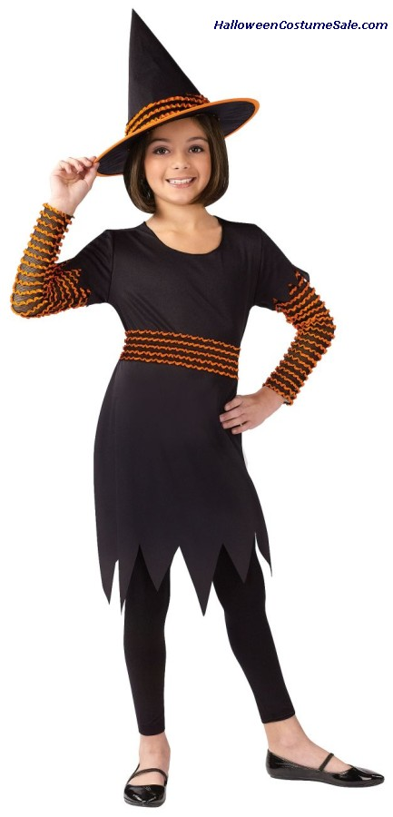 WITCH PUMPKIN PATCH CHILD COSTUME