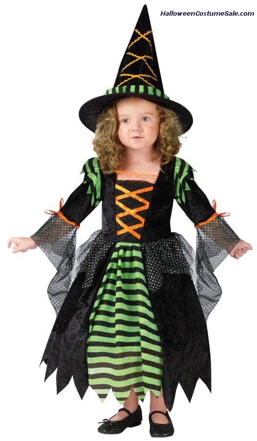 MISS WITCH CHILD COSTUME