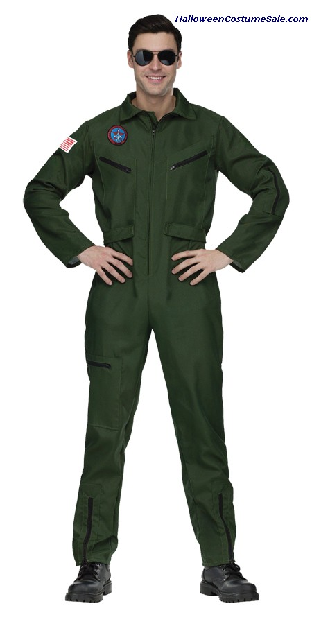 TOPGUN AVIATOR ADULT COSTUME