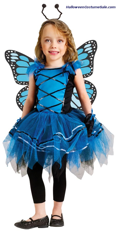 BALLERINA BUTTERFLY TODDLER COSTUME