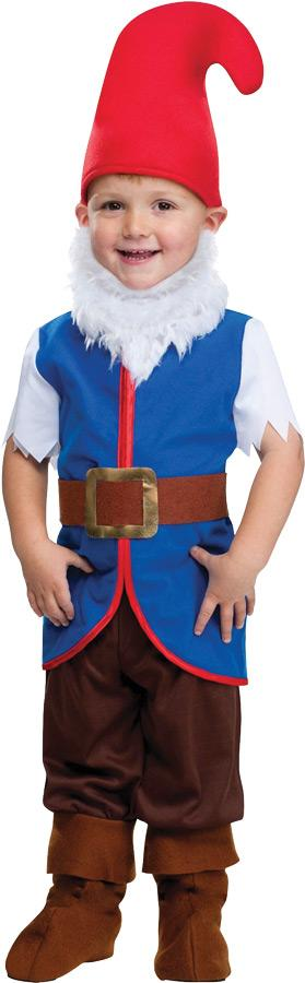 GNOME BOY TODDLER COSTUME