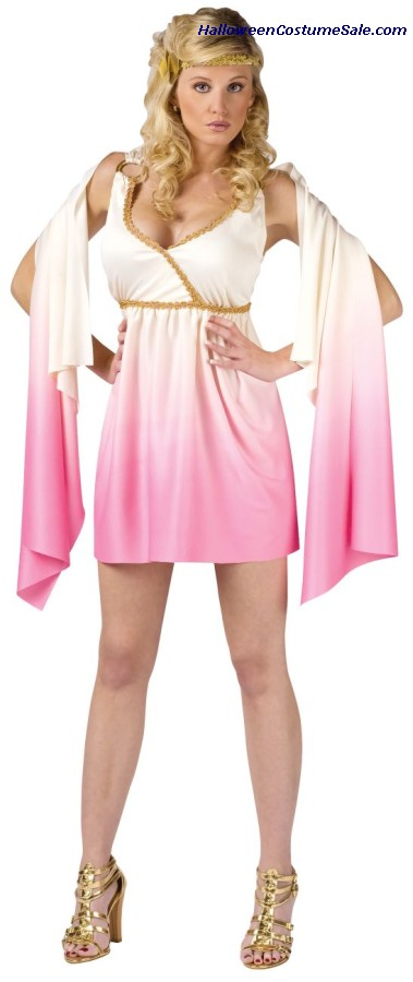 SEXY VENUS OMBRE ADULT COSTUME - VERY HOT!
