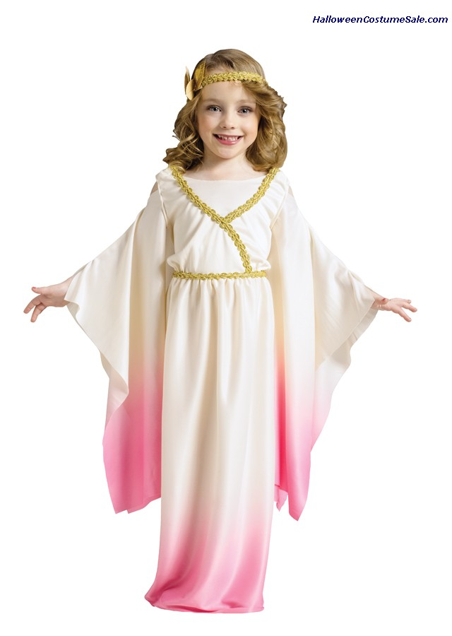 ATHENA PINK OMBRE TODDLER COSTUME