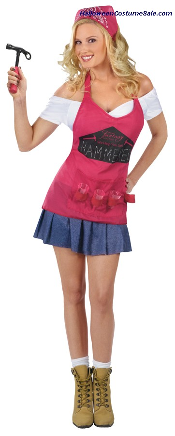 HAMMER TIME ADULT COSTUME