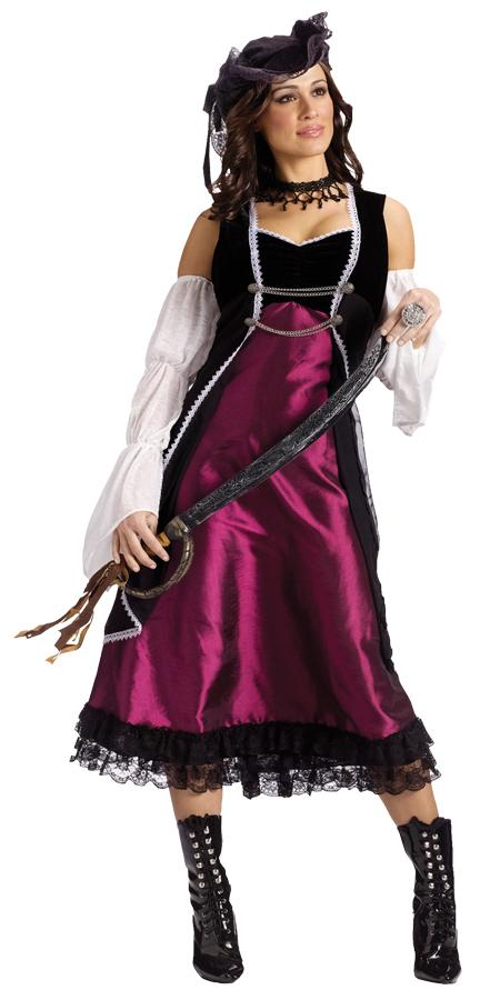 PIRATES PLEASURE ADULT COSTUME