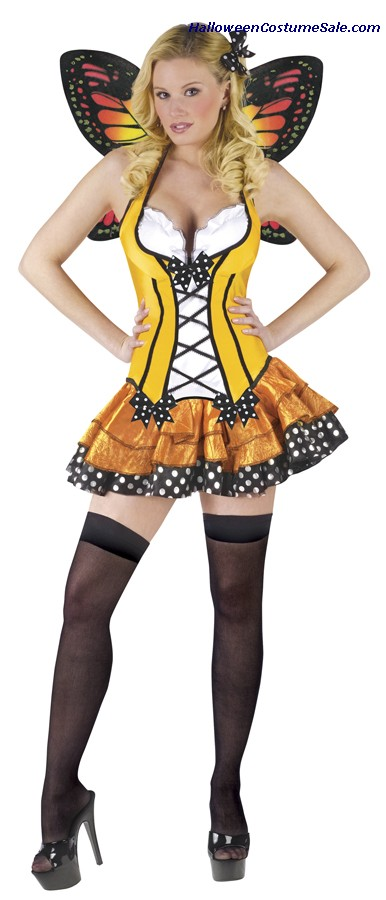 Spring Butterfly Adult Costume