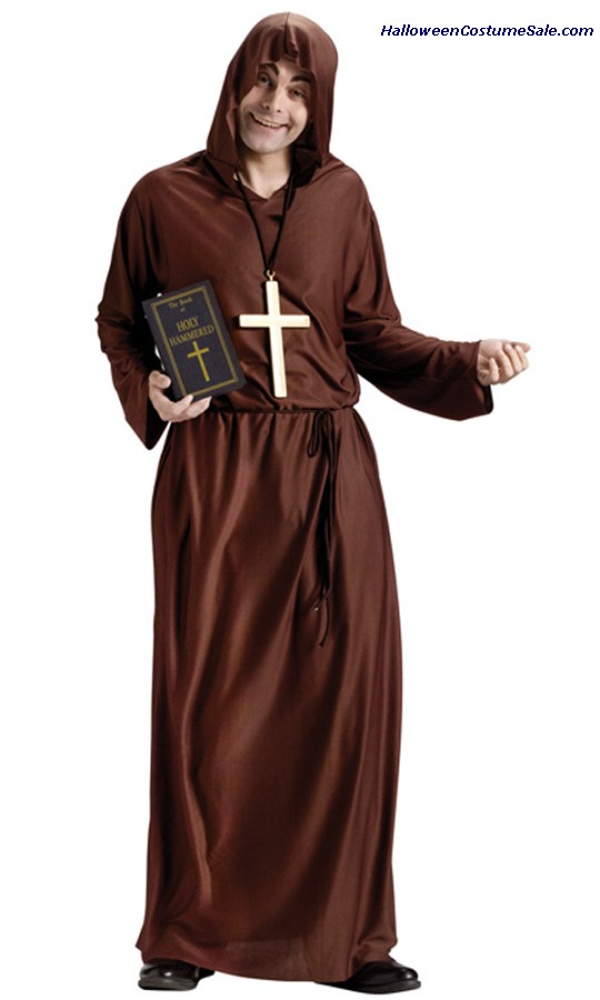 DRUNK MONK ADULT COSTUME