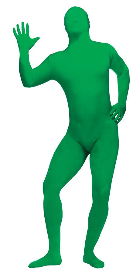 SKIN SUIT ADULT STANDARD COSTUME