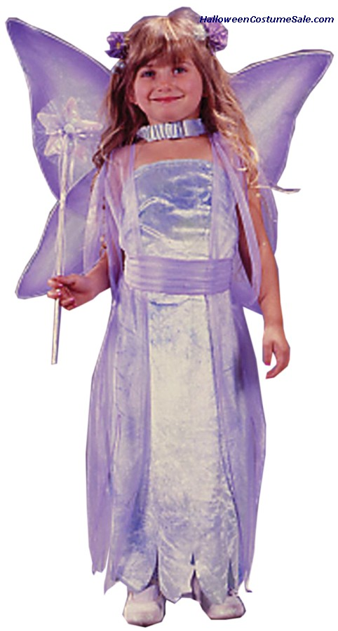 WATERCOLOR FAIRY TODDLER COSTUME