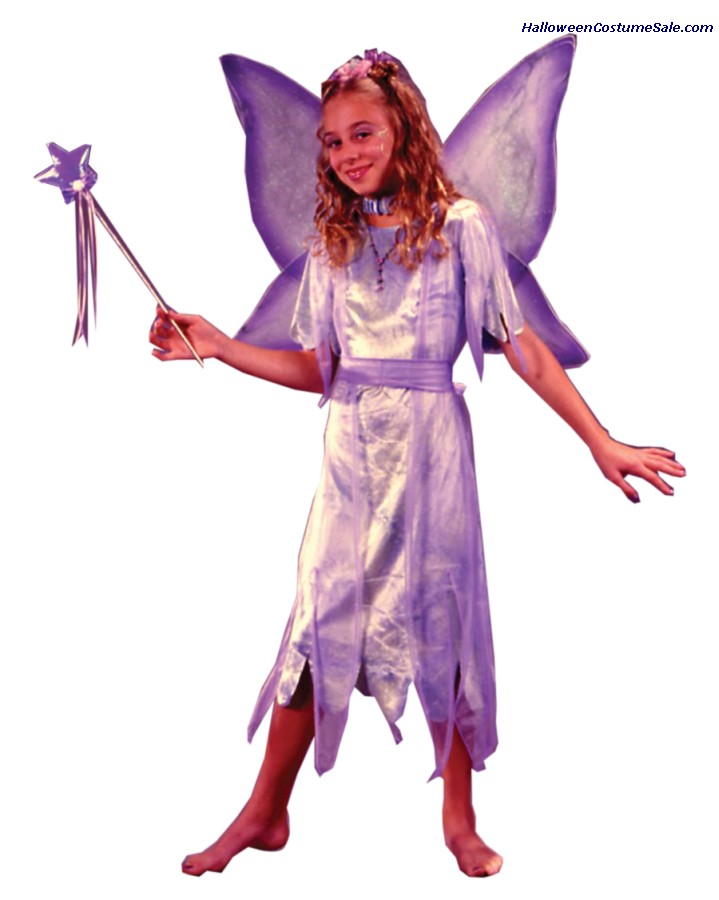 WATERCOLOR FAIRY CHILD COSTUME