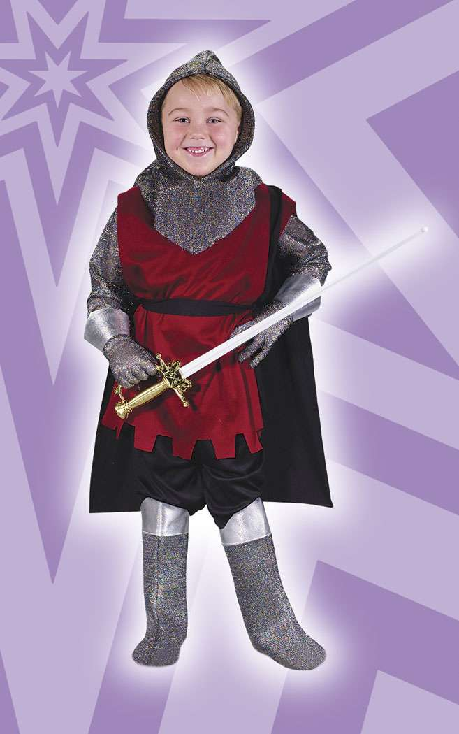 MEDIEVAL KNIGHT TODDLER COSTUME