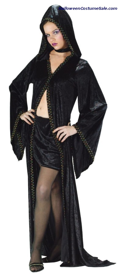 GOTHIC GODDESS TEEN COSTUME