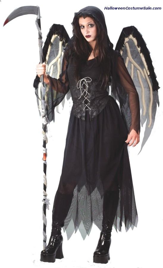 Костюм на хэллоуин смерть своими руками - Pumps.ru