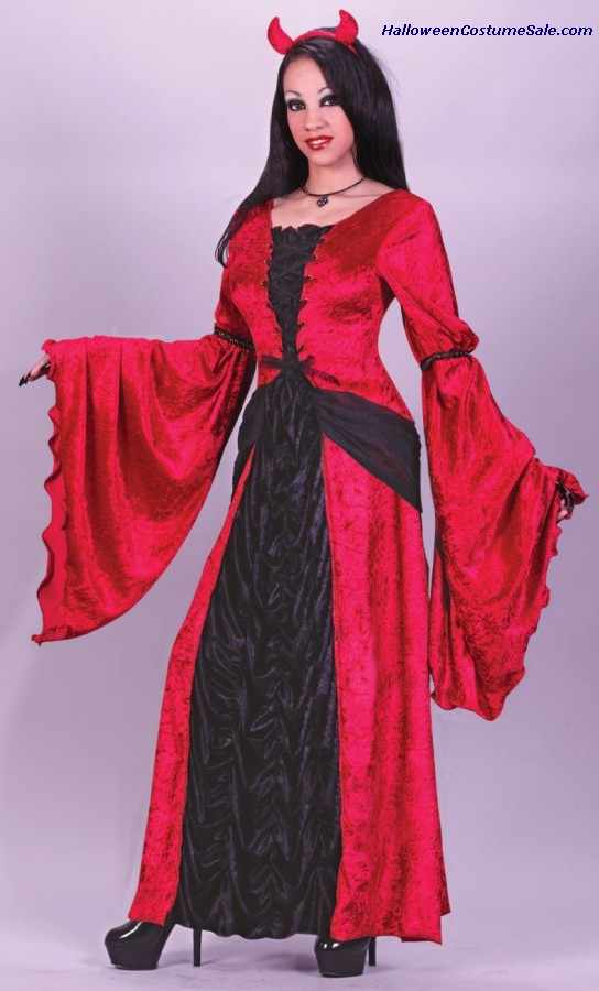 DEVIL PRINCESS COSTUME, TEEN