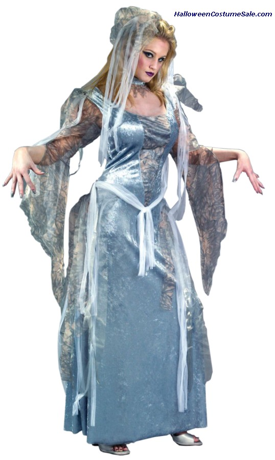 GHOSTLY GODDESS ADULT COSTUME