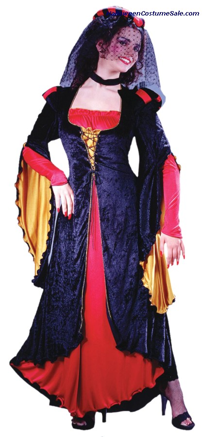 RENAISSANCE COUNTESS ADULT COSTUME