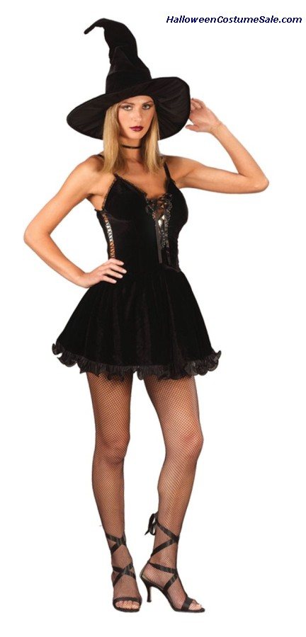 SEXY WITCH ADULT COSTUME