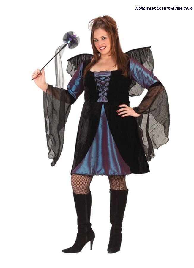 Plus size sexy fairy costume