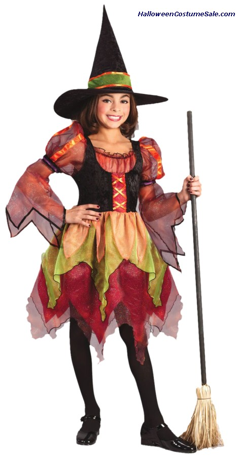 FAIRY WITCH CHILD COSTUME