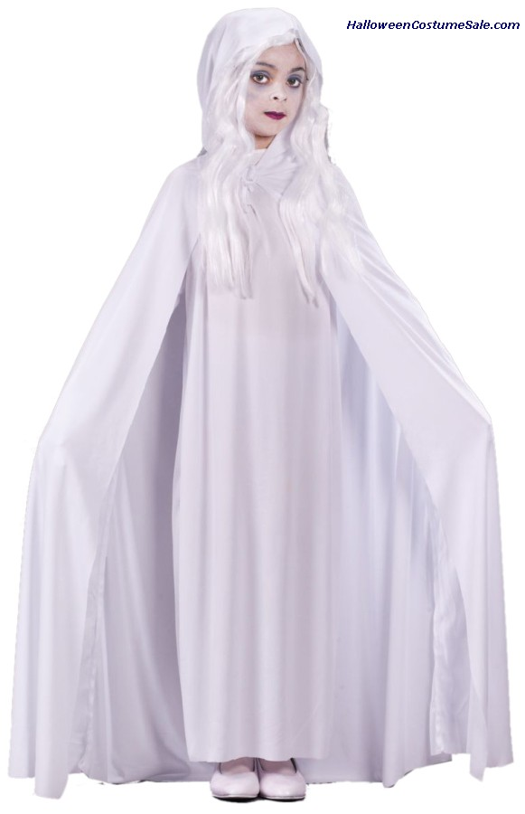 GOSSAMER GHOST CHILD COSTUME
