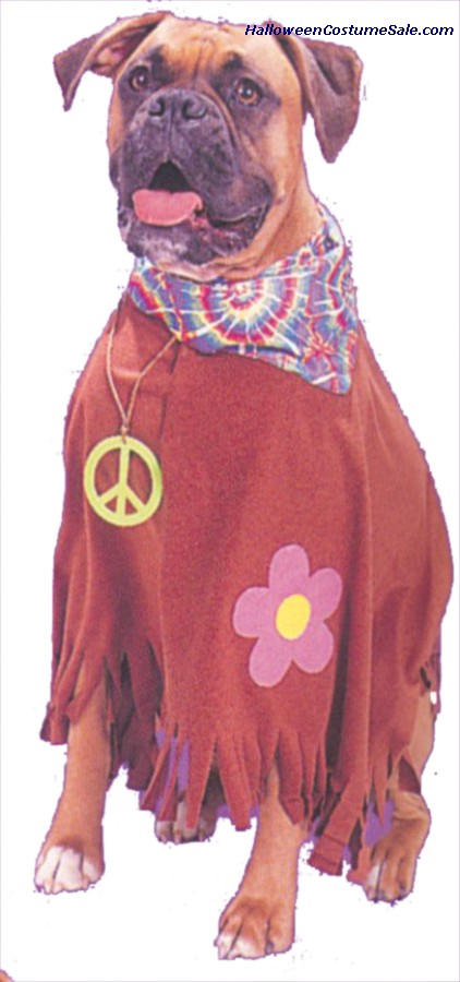 HIPPIE PET COSTUME