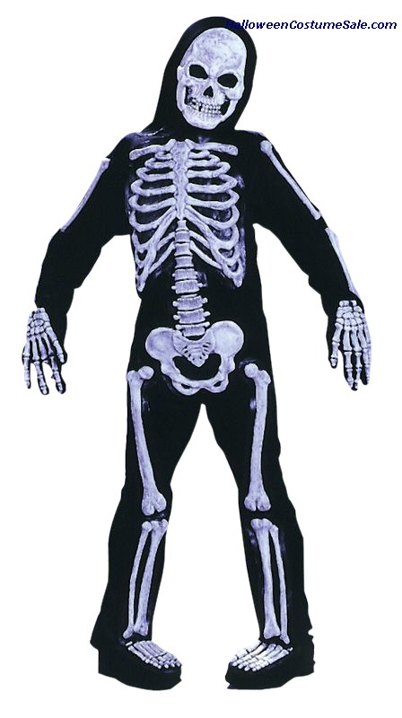 SKELEBONES CHILD COSTUME