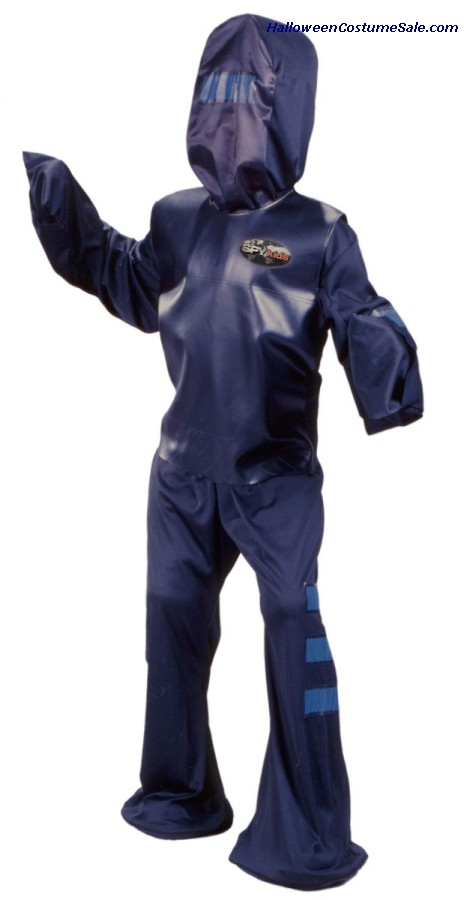 SPY KIDS NINJA CHILD COSTUME