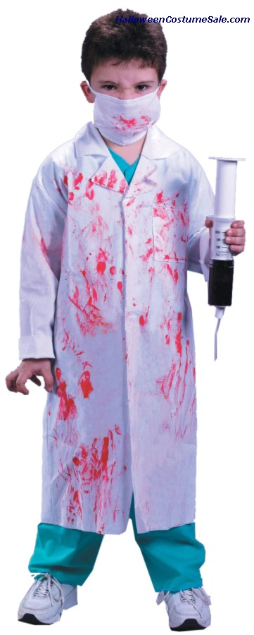DR KILL JOY CHILD COSTUME