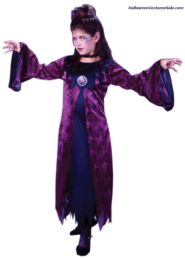 SPELL SPINNER CHILD COSTUME