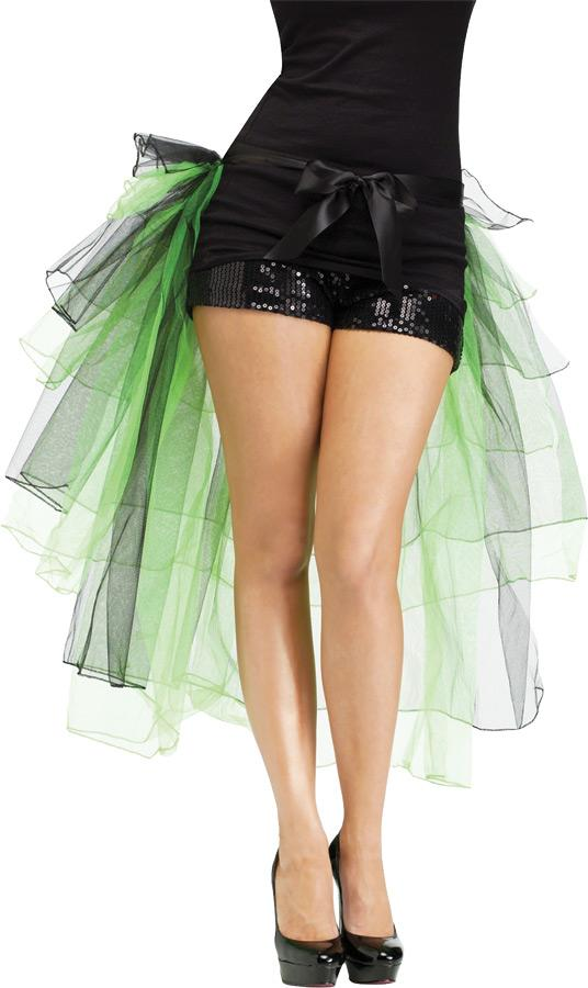 TUTU BUSTLE SKIRT ADULT COSTUME