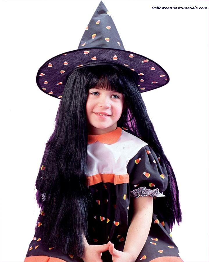 WITCH WIG (CHILD)