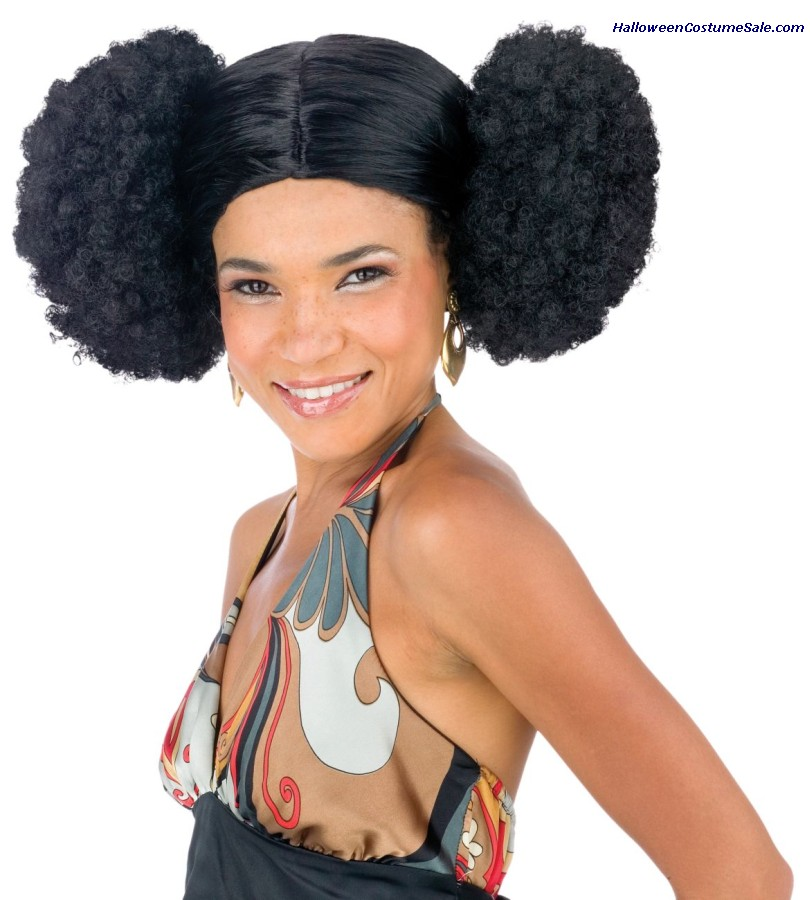 Afro Proof Wig