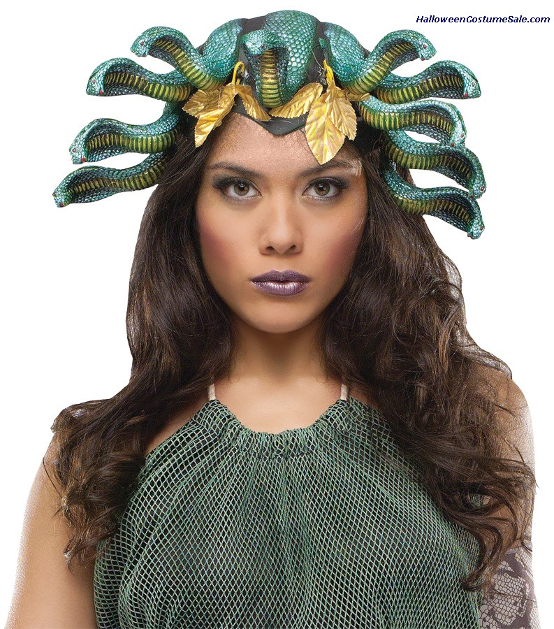 MEDUSA ADULT HEADPIECE