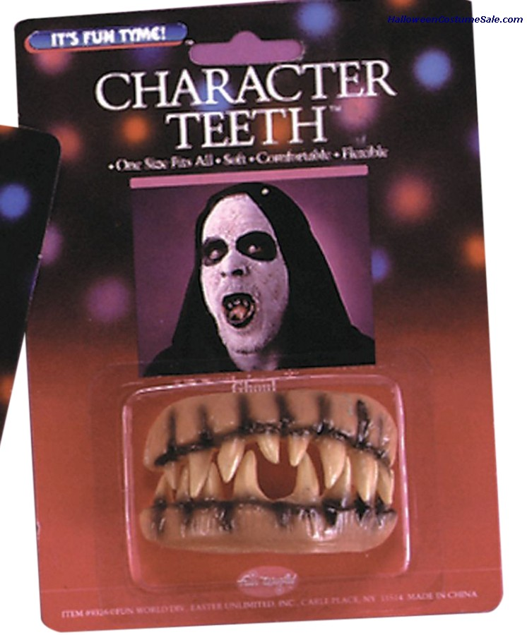 TEETH,GHOUL