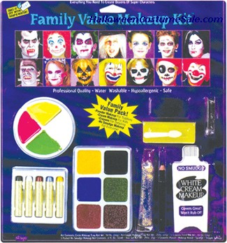 FAMILY FESTIVE MAKEUP KIT