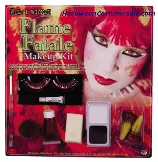 MAKEUP KIT FLAME FATALE WILD