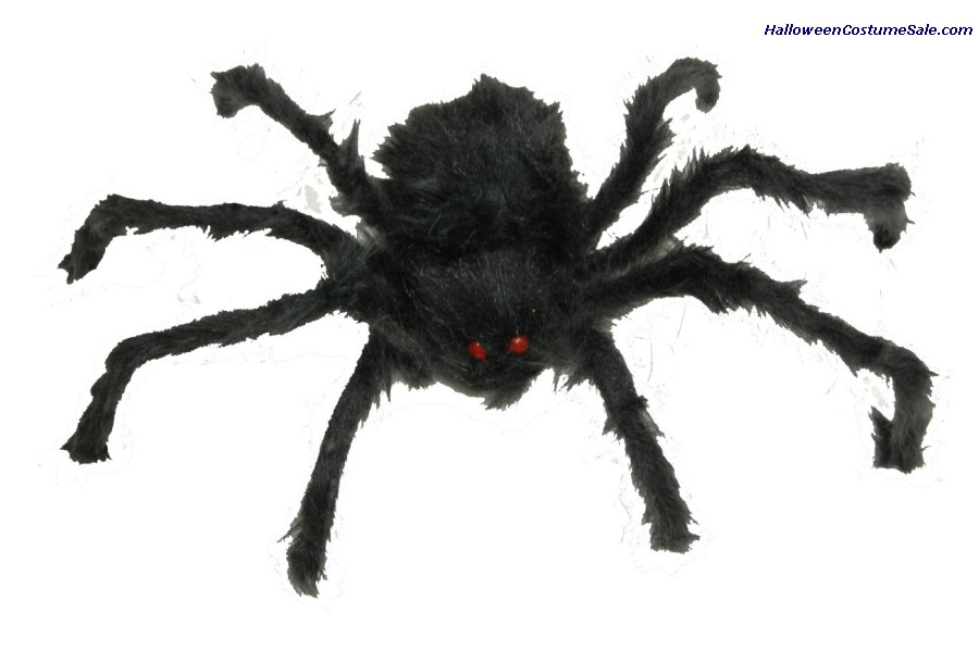 POSEABLE HAIRY SPIDER, 23