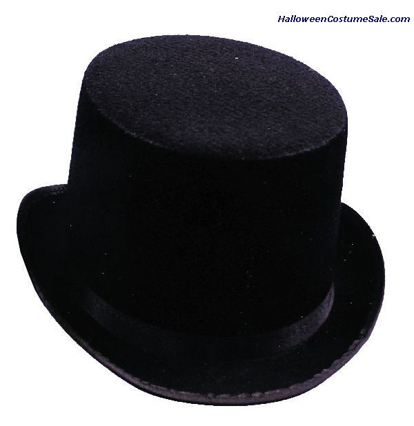 TOP HAT BLACK,FELT