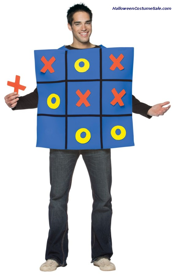 Tic Tac Toe Board Adult Costume