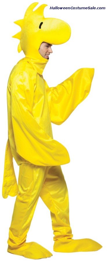 Peanuts Woodstock Adult Costume