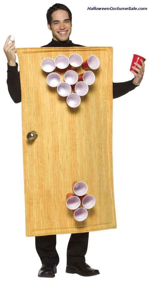 Beer Pong Adult Costume