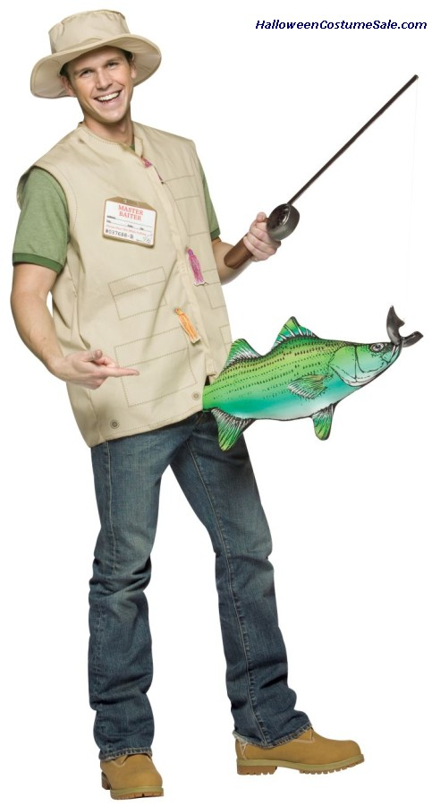 CATCH OF THE DAY ADULT COSTUME