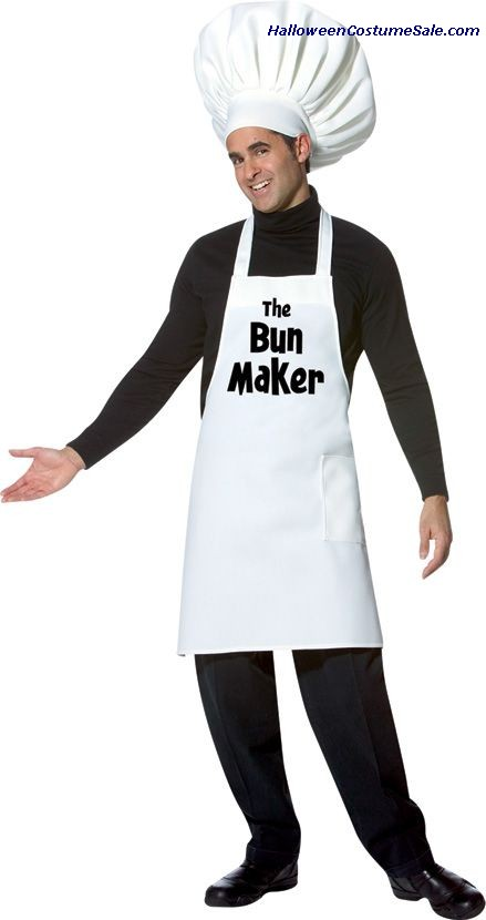 BUN MAKER COSTUME