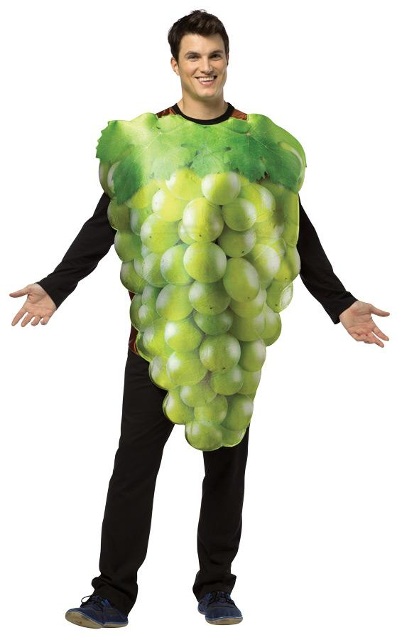 GET REAL BUNCH OF GRAPES COSTUME